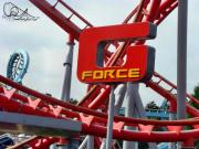 Drayton Manor Theme Park - G Force