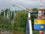 Drayton Manor Theme Park - Stormforce 10