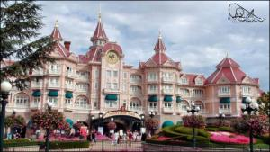 Disneyland Resort Paris 2009 (autor Jindrous)