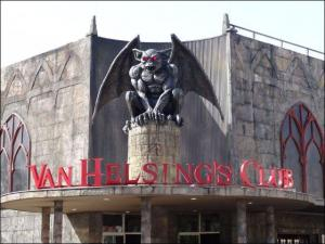 Van Helsing's Factory - Movie Park Germany